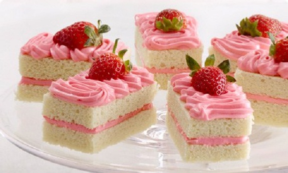 Strawberry cake duncan hines recipes
