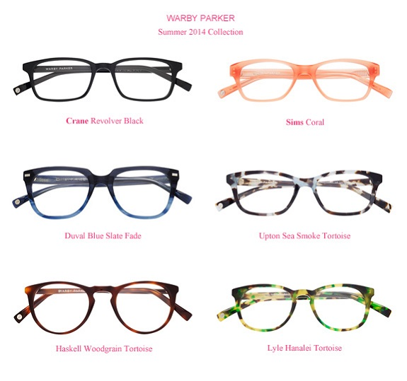 Warby-Parker-Summer-2014-Opticals