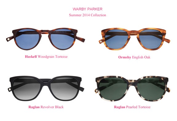 Warby-Parker-Summer-2014-Sunglasses