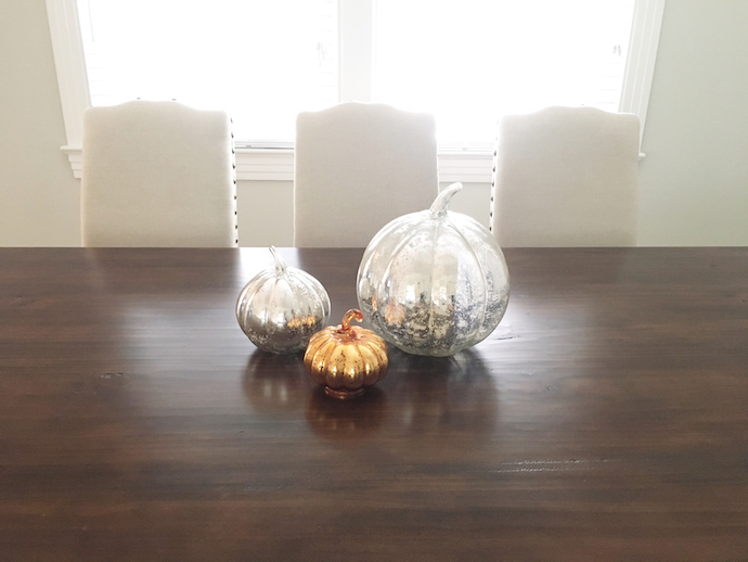 pumpkins tabletop